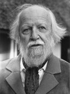 William Golding Foto